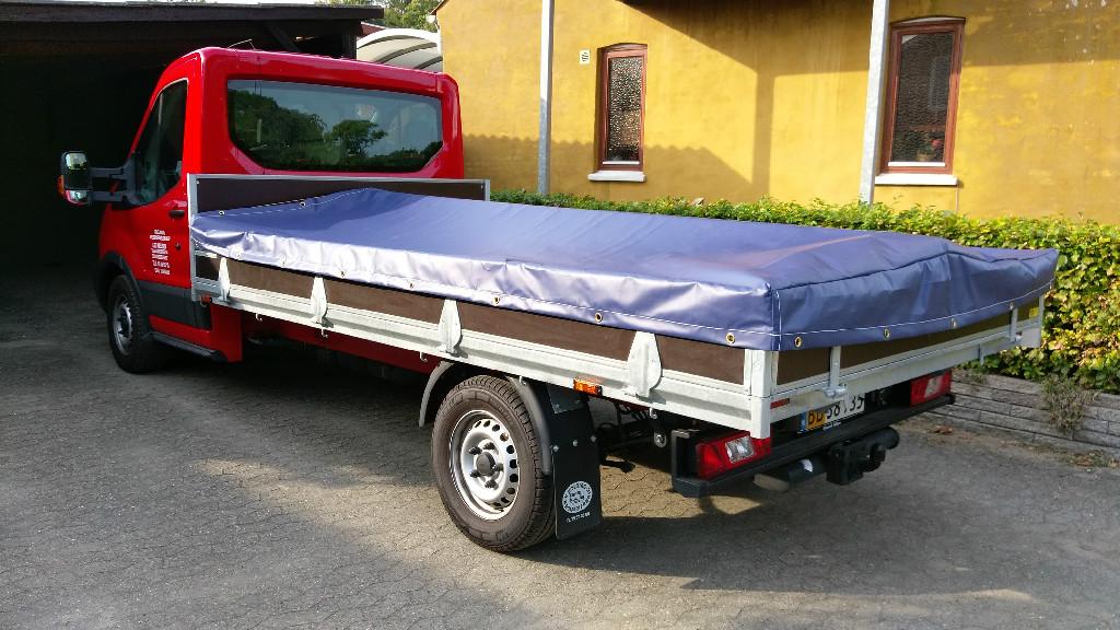 Presenning-lastbil-lad